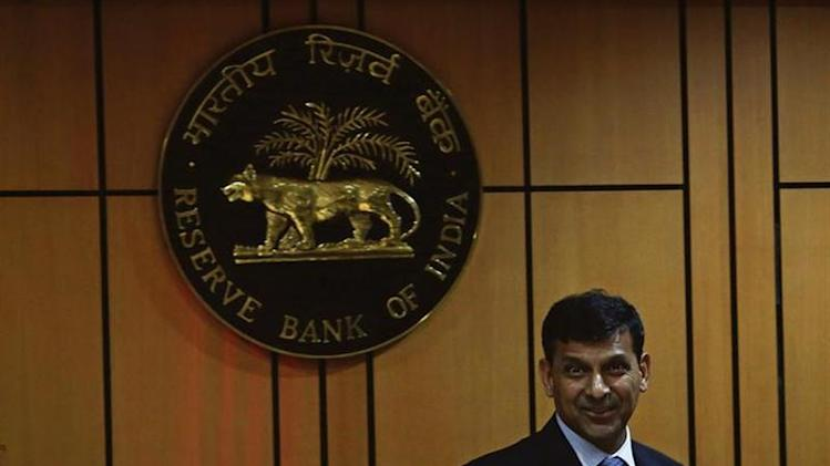 Raghuram Rajan, newly appointed governor of Reserve Bank of India (RBI), arrives for a news conference at the bank's headquarters in Mumbai September 4, 2013.