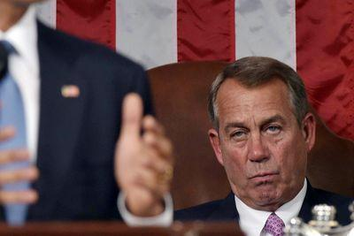Boehner's preparing to sue Obama again — over immigration