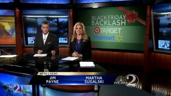 Black Friday backlash: Customers, employees petition Target