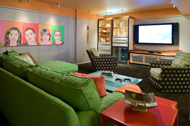 Interior design ideas for surviving kids and pets - Yahoo! Homes