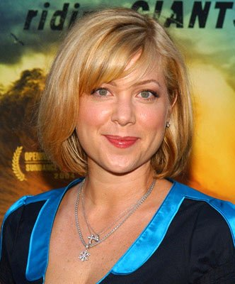 Premiere: Jennifer Aspen at the Hollywood premiere of Sony Pictures Classics' Riding Giants - 7/6/2004