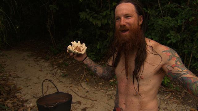 Survivor: Caramoan - I Feel Like A Caveman