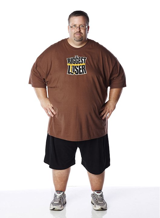 "Allen Shuh competes on the 13th season of ""The Biggest Loser."""