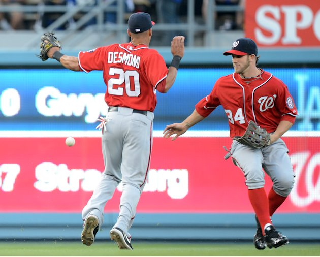Washington Nationals v Los Angeles Dodgers