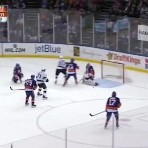 Kings at Islanders / Game Highlights