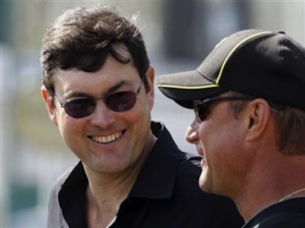 Pittsburgh Pirates CEO and Chairman Bob Nutting — Getty Images