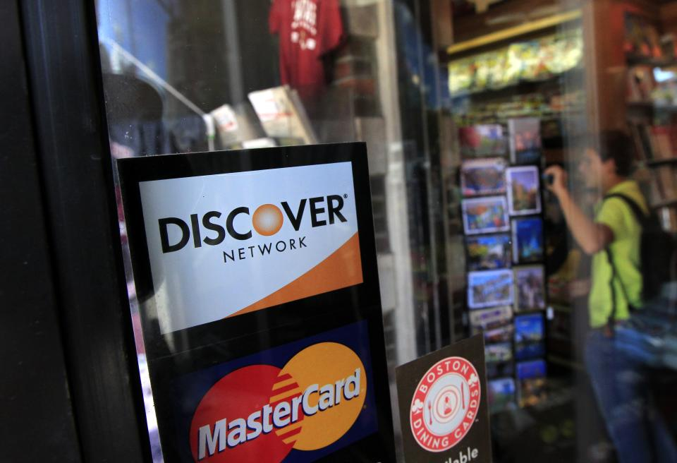 Discover Financial's profit jumps 13 pct in 2Q