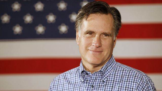 Did Mitt Romney really want to run for president?
