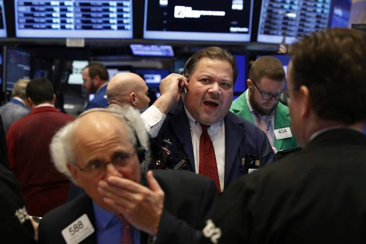 Wall St. little changed as bank rally pauses