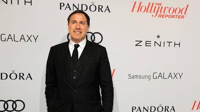David O. Russell arrives at The Hollywood Reporter Nominees' Night at Spago on Monday, Feb. 4, 2013, in Beverly Hills, Calif. (Photo by Chris Pizzello/Invision for The Hollywood Reporter/AP Images)