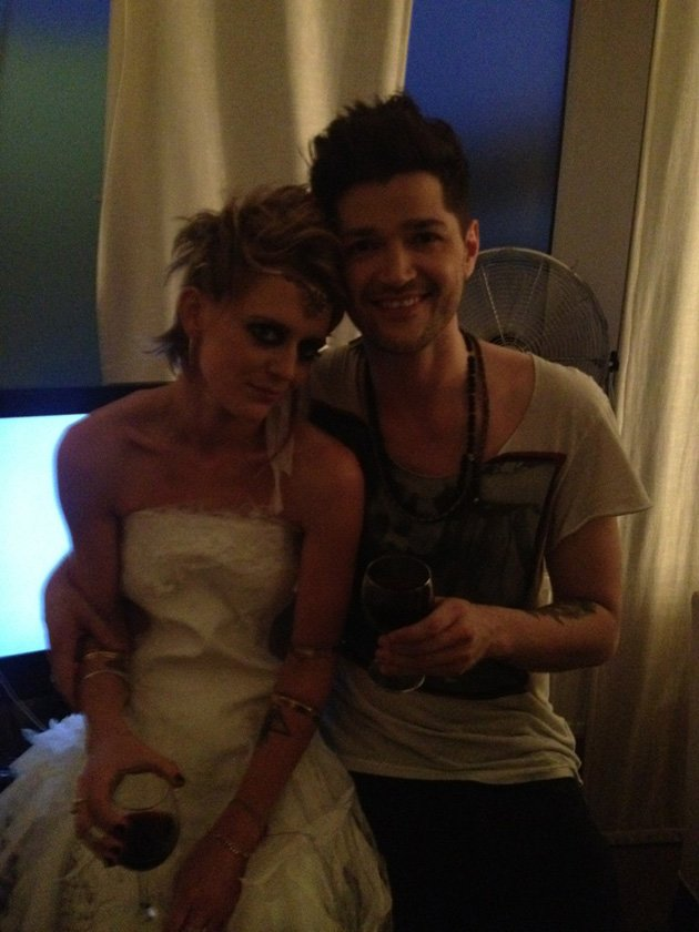 Danny O'Donoghue, Bo Bruce, romance rumours