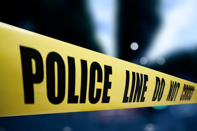 A police crime scene. Photo; iStockphoto/Thinkstock