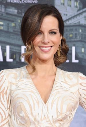 Kate Beckinsale attends the premiere of 'Total Recall' at Sony Center on August 13, 2012 in Berlin, Germany -- Getty Images