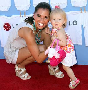 "Melissa Rycroft on At-Home Workouts: ""The Gym Intimidates Me"""