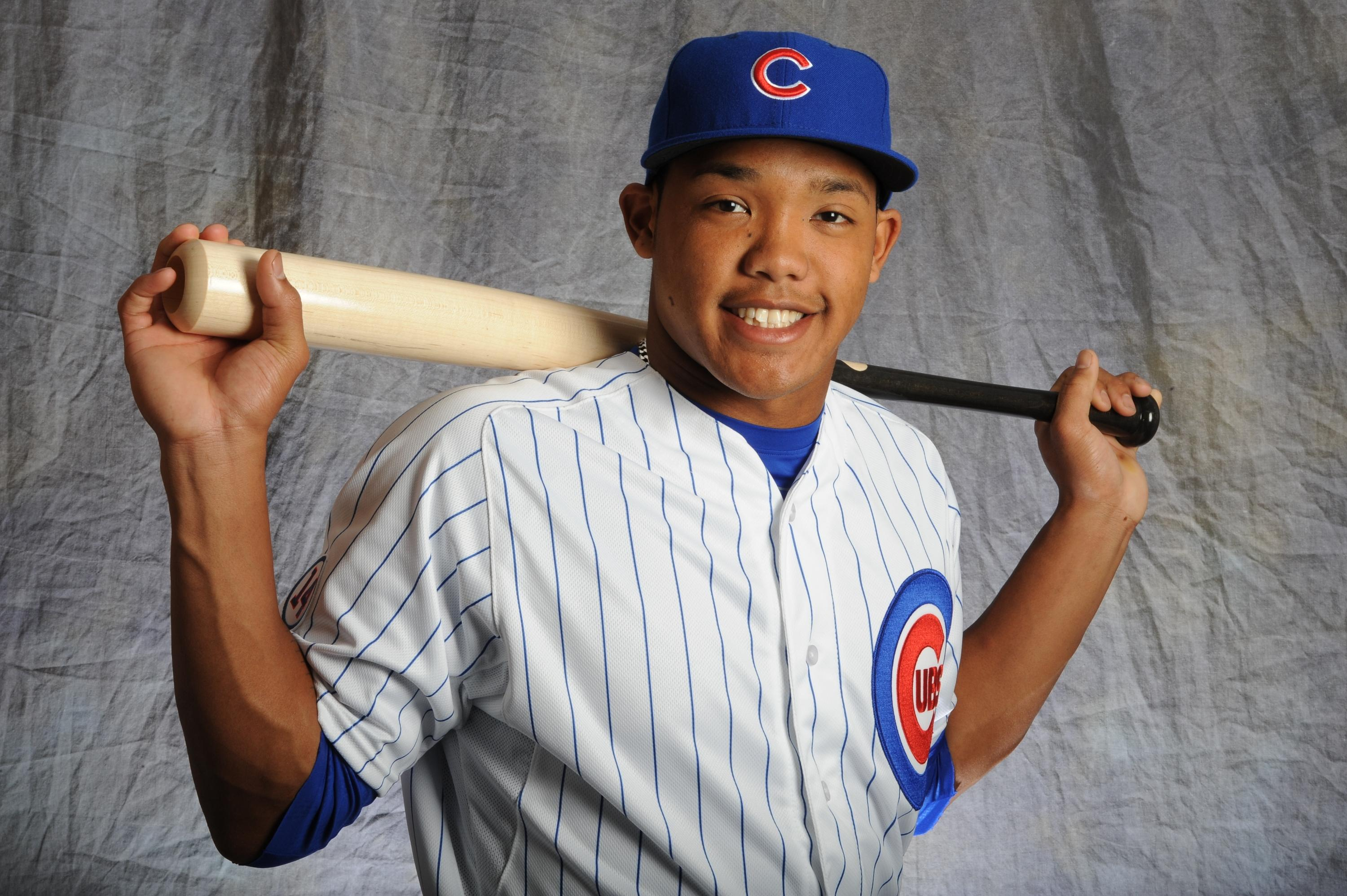 Cubs promote Addison Russell to big leagues