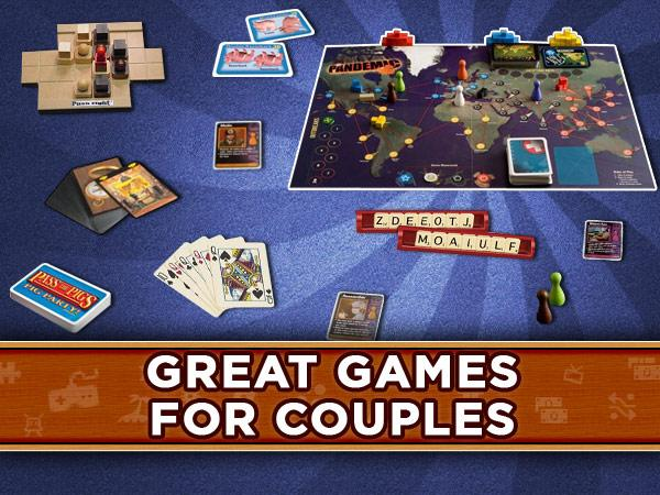 Great games for couples