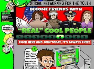 Kicked Off Facebook, Kid Creates Own Social Network