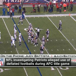 Battista: Investigation into ball controversy is going to take a while