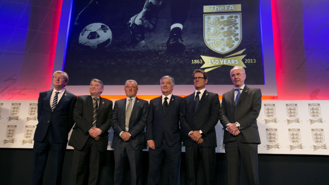 FA tries to shift focus from woes in 150th year