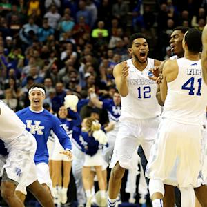 Kentucky squeaks out Final Four berth over Notre Dame