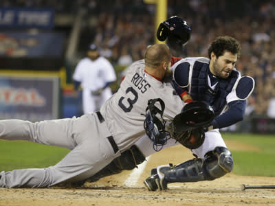 Injuries Prompt MLB to Seek Collision Ban