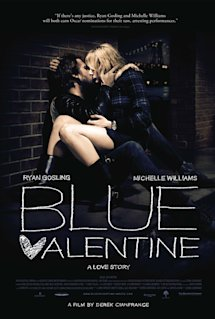 Poster of Blue Valentine