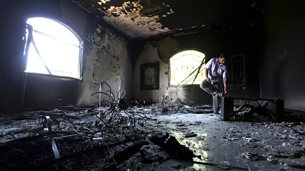 Egypt Terror Leader Possibly Linked to Benghazi Attack Arrested (ABC News)
