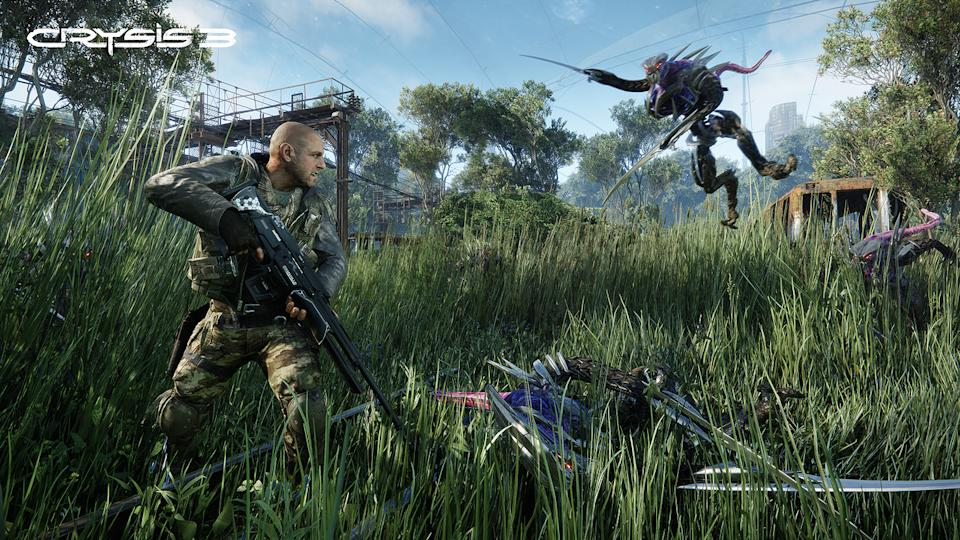 Review: Sci-fi cliches mar beauty of 'Crysis 3'