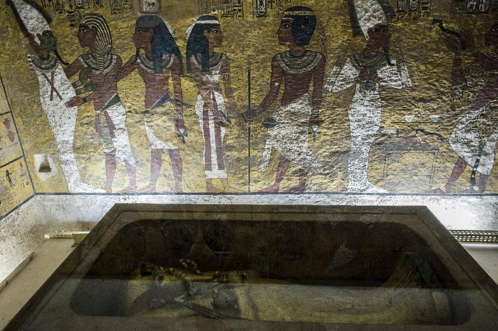 Egypt to do more tests on Tut's tomb in search for Nefertiti