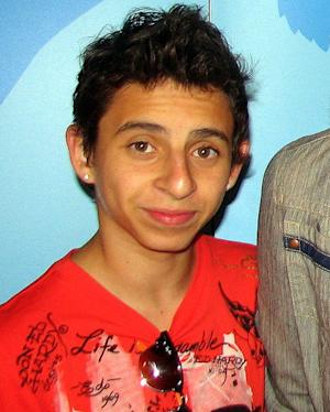 Moises Arias Turns 18