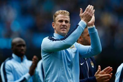 Manchester City played baseball and Joe Hart screamed like a baby