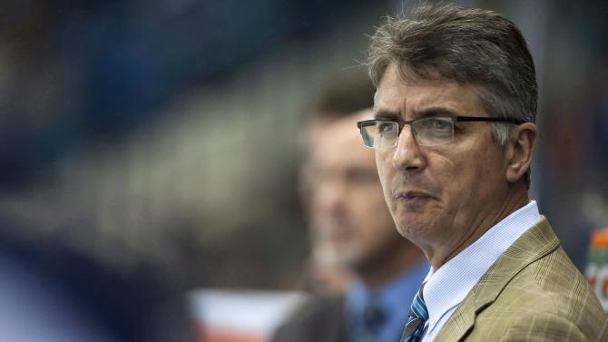Winnipeg fires coach Claude Noel