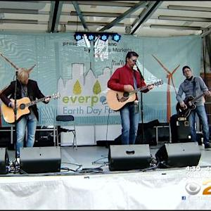 Pittsburgh Holds Variety Of Activities To Mark Earth Day