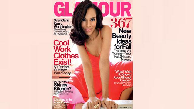 Kerry Washington Talks Secret Wedding