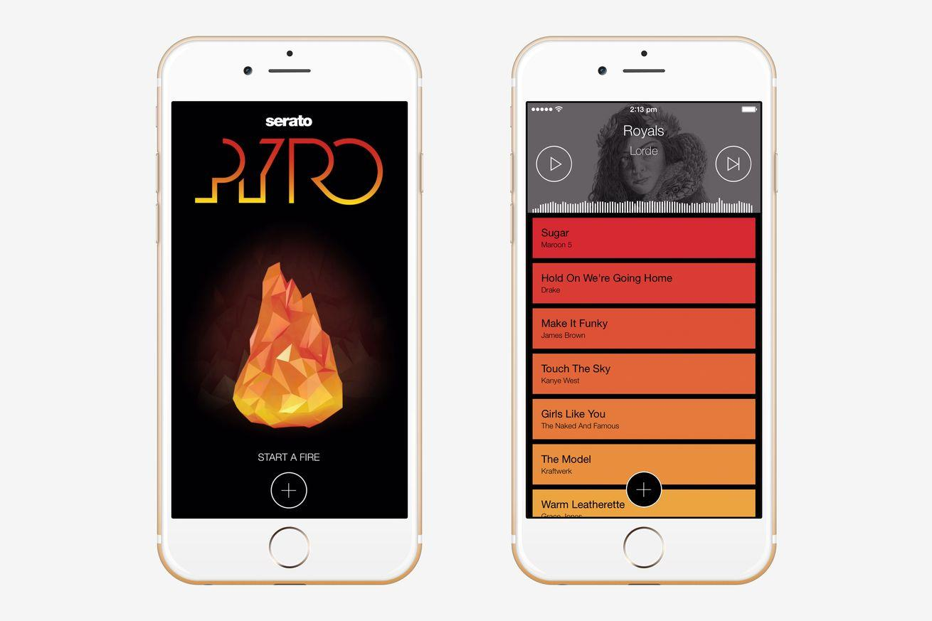 Serato's new iPhone app will automatically DJ your party