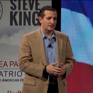 Cruz: We Need to Restore America's Leadership