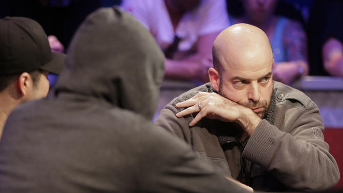 Final table set for WSOP main event