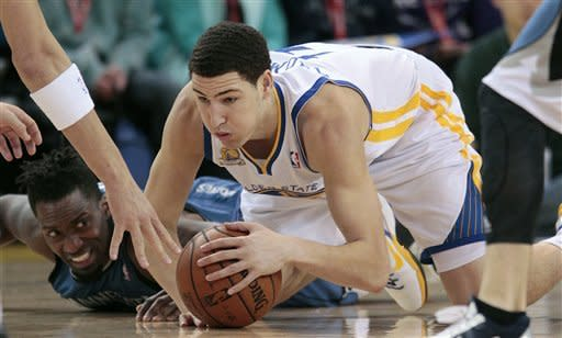 Timberwolves beat Warriors to end 3-game slide