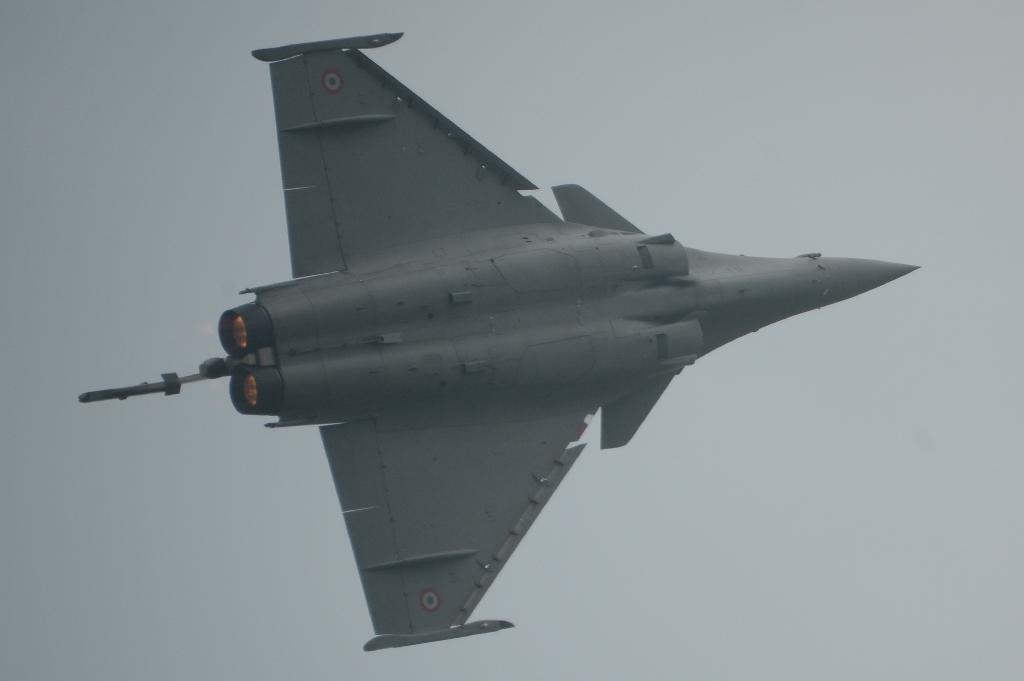 India to buy only 36 French Rafale fighter jets: minister