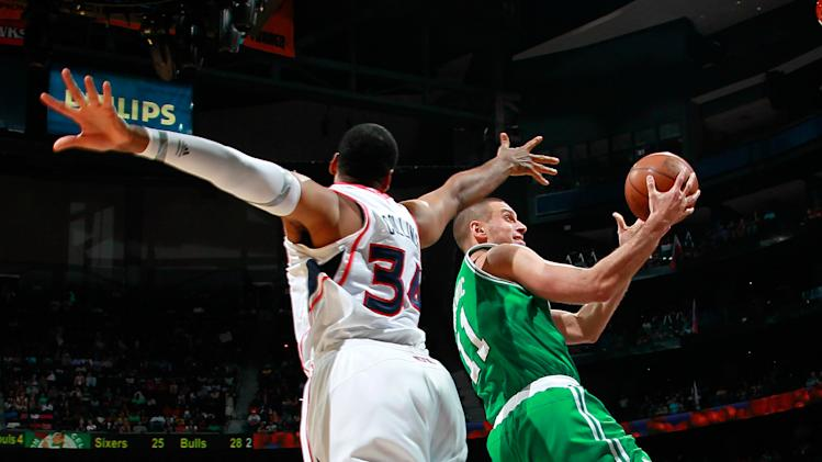 Boston Celtics v Atlanta Hawks - Game Two