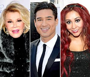 New Pope Elected: Snooki, Mario Lopez, and Other Stars React to Pope Francis