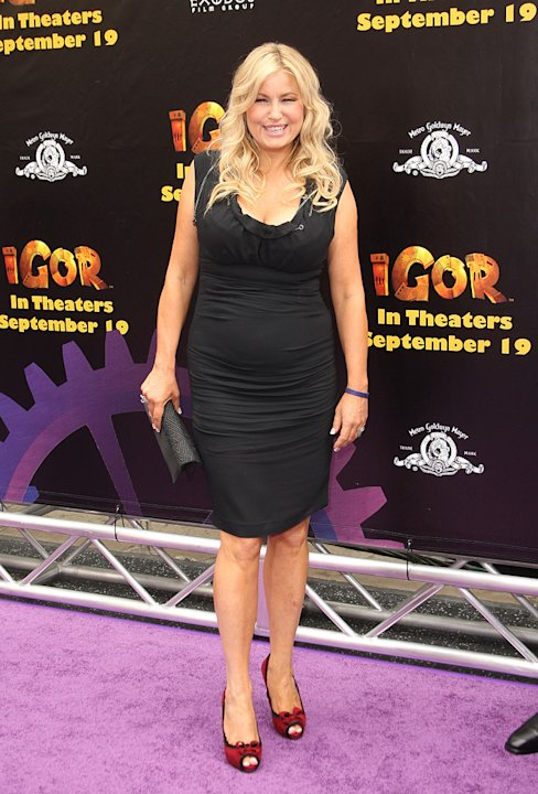 Igor LA Premiere 2008 Jennifer Coolidge