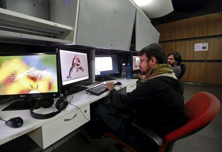 Witches and thrones: Indian animators cash in on special effects boom
