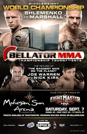 Bellator 99 Kicks Off Season 9 with Three-Hour TV Special, Includes Fight Master Finale