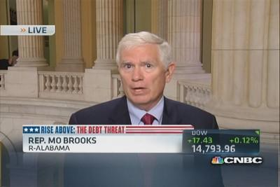 Need to prevent insolvency and bankruptcy: Rep. Brooks