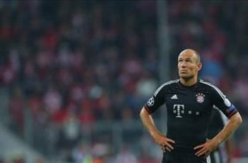 Arjen Robben unsure of return date