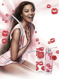 Cat Deluxe with Kisses by Naomi Campbell