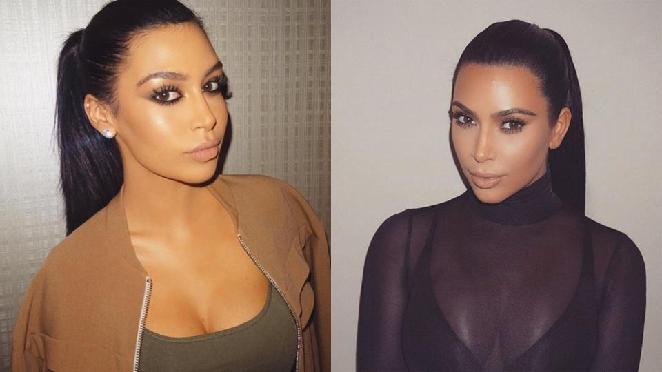 This Kim Kardashian lookalike has a secret weapon to looking like the star