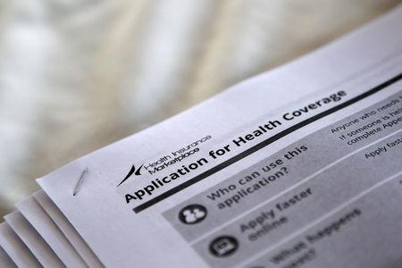 Quarter of Republicans would keep Obamacare: Reuters/Ipsos poll