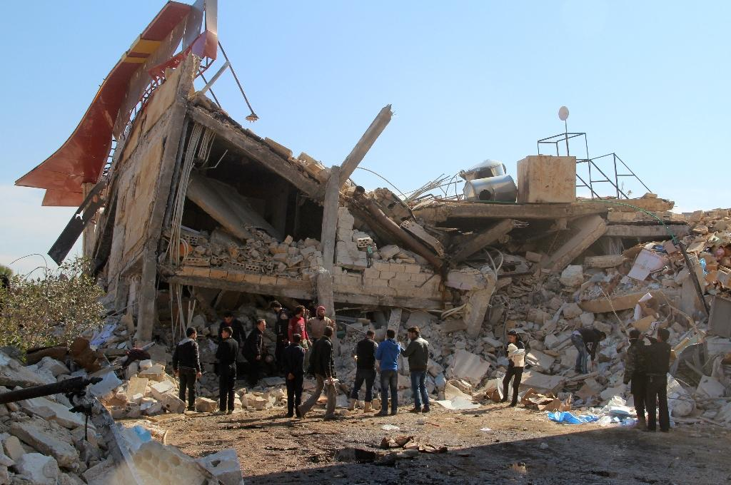 Syria the world's most dangerous place for health workers: WHO